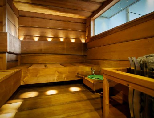 Merta sviitti Hummeri sauna