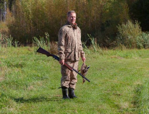 Rapukartano metsästys